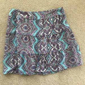 PRANA Knit Skirt Size S